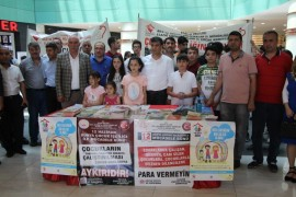 Dünya Çocuk İşçiliği ile Mücadele Günü etkinliği