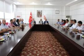 Elazığ'da 'HİSER' projesi bilgilendirme toplantısı