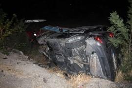 Elazığ'da kazada yaralanan, bebek hayatını kaybetti