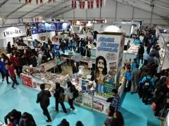 """Elazığ'da """"Kitap Fuarı"""" yoğun katılımla açıldı"""