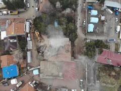 Depremin merkez üssü Sivrice'de son durum