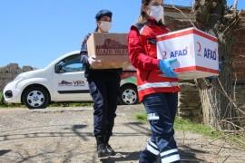 Elazığ'da Vefa Sosyal Destek Grubu 151 bin talebi yerine getirdi