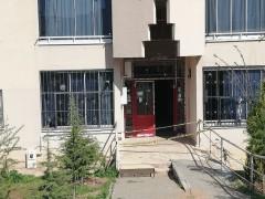 Elazığ'ın Palu ilçesinde bir bina karantinaya alındı