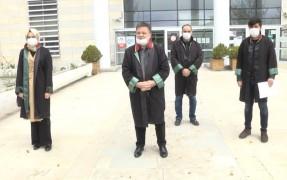 Elazığlı avukatlardan 2 baro hakkında suç duyurusu