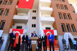 """Bakan Kurum: """"Deprem konutlarının Elazığ ve Malatya'daki toplam maliyeti 5 milyar lira"""""""