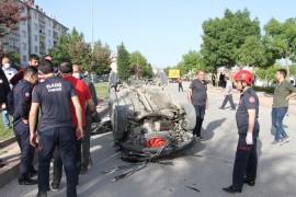 Elazığ'da iki ayrı trafik kazası: 4 yaralı