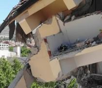 Elazığ'da yıkım kedi ve yavruları için 3 gün durduruldu