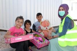 81 ilden depremzede çocuklara 30 bin oyuncak