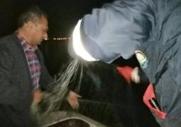 Elazığ'da 2 tekne ile kaçak balık avına çıkan 3 kişi yakalandı