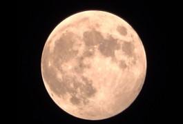 """Elazığ'da """"Ay Tutulması"""" Harput'tan izlendi"""