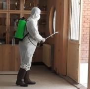 Elazığ'da LGS önceki  okullar dezenfekte edildi