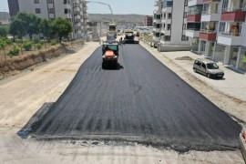 Elazığ Belediyesi'nden üst yapı ve ilaçlama çalışmaları
