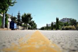 Elazığ kısıtlamaya uydu, sokak ve parklar sessiz kaldı