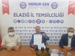 Memur-Sen, Elazığ'da deprem tazminatının 6 ay daha uzatılmasını istedi