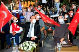 Elazığ'da 15 Temmuz Demokrasi ve Milli Birlik Günü