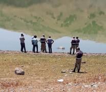 Elazığ'da nehirde erkek cesedi bulundu