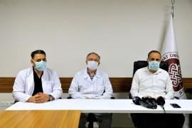 FÜ Tıp Fakültesi epilepsi pili ameliyatında merkez oldu, 50'inci operasyon yapıldı