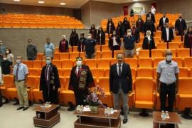 FÜ Veterinerlik Fakültesi'nde yemin töreni