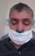 Ciddiye almıyordu, Kovid-19 olunca herkesi yattığı hastaneden uyardı