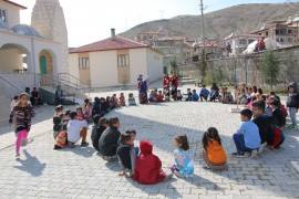 Elazığ'da Okul Destek ve Sosyal Uyum Projesi