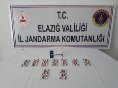Elazığ'da reçeteli ilacı satan şüpheli yakalandı
