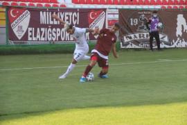 2. Lig: Elazığspor: 1 – Serik Belediyespor: 1