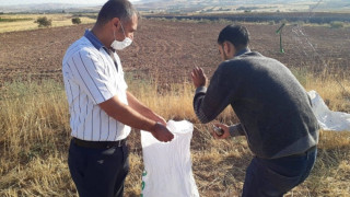 Elazığ'da ağ ve cihazla kaçak avlanan 5 şahıs yakalandı