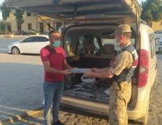 Elazığ'da inşaatları hedef alan 2 hırsızlık şüphelisi yakalandı