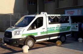Elazığ'da inşaatta iş kazası:1 ölü