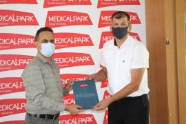 Medical Park Elazığ Hastanesi ile ESYSK'ya sağlık sponsoru oldu