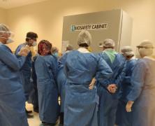 Elazığ'da ikinci Covid-19 tanı Laboratuvarı kuruldu