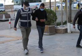 Elazığ'da işçilerin para ve telefonlarını çalan şüpheli tutuklandı