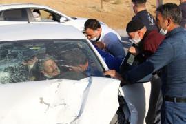 Elazığ'da kazada araçta sıkışan 4 yaralı için ekipler seferber oldu
