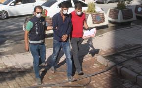 Elazığ'da kombi hırsızlığı yapan şüpheli tutuklandı