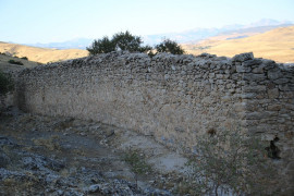 Elazığ'da zamana direnen 800 yıllık manastır restore edilmeyi bekliyor