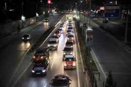 Elazığ'dan Azerbaycan'a 100 araçla destek konvoyu