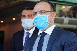 """Elazığ Valisi uyardı: """"Vaka sayımız yüksek, rehavete kapılmaya gerek yok"""""""