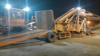 Elazığ'da iş kazası :1 ölü