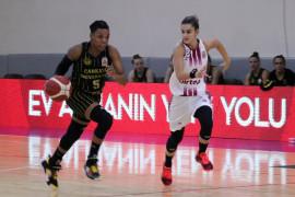 Kadınlar Basketbol Süper Ligi: Elazığ İl Özel idare: 102 – Çankaya Üniversitesi: 105