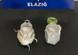 Kavanozda uyuşturucu ile yakalanan 3 şüpheli tutuklandı