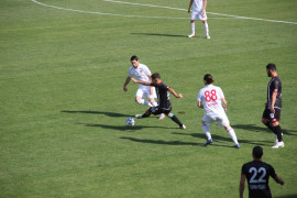 TFF 2. Lig: Elazığspor: 0 – Turgutluspor: 1