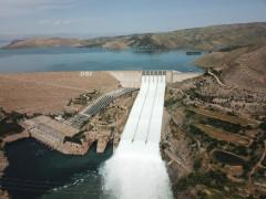 4 ildeki 20 barajda doluluk oranı yüzde 71