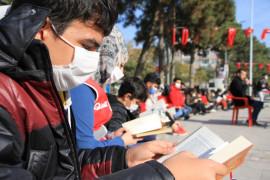 Elazığ'da, 'Dünya Çocuk Kitap Haftası' etkinliği