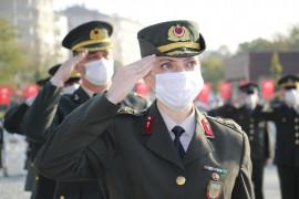 Elazığ'da 10 Kasım Atatürk'ü Anma töreni