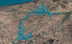 Elazığ'da Behramaz Havzası Master Planı kapsamında baraj ihalesi yapıldı