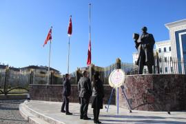 Elazığ'da Öğretmenler Günü Töreni