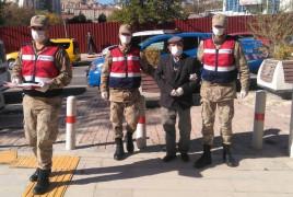 Elazığ'da pes dedirten hırsızlık, tren raylarını çalan şüpheli yakalandı