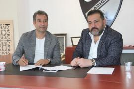 Teknik Direktör Orhan Kaynak Elazığspor'da