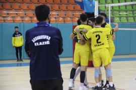Voleybol 2. Lig: Elazığ Aksaray Gençlik: 0 – Seyhan Belediye: 3
