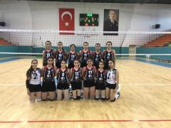 Voleybol 2. Lig: Elazığ Voleybol: 3 – 73 Şırnak Belediye: 0